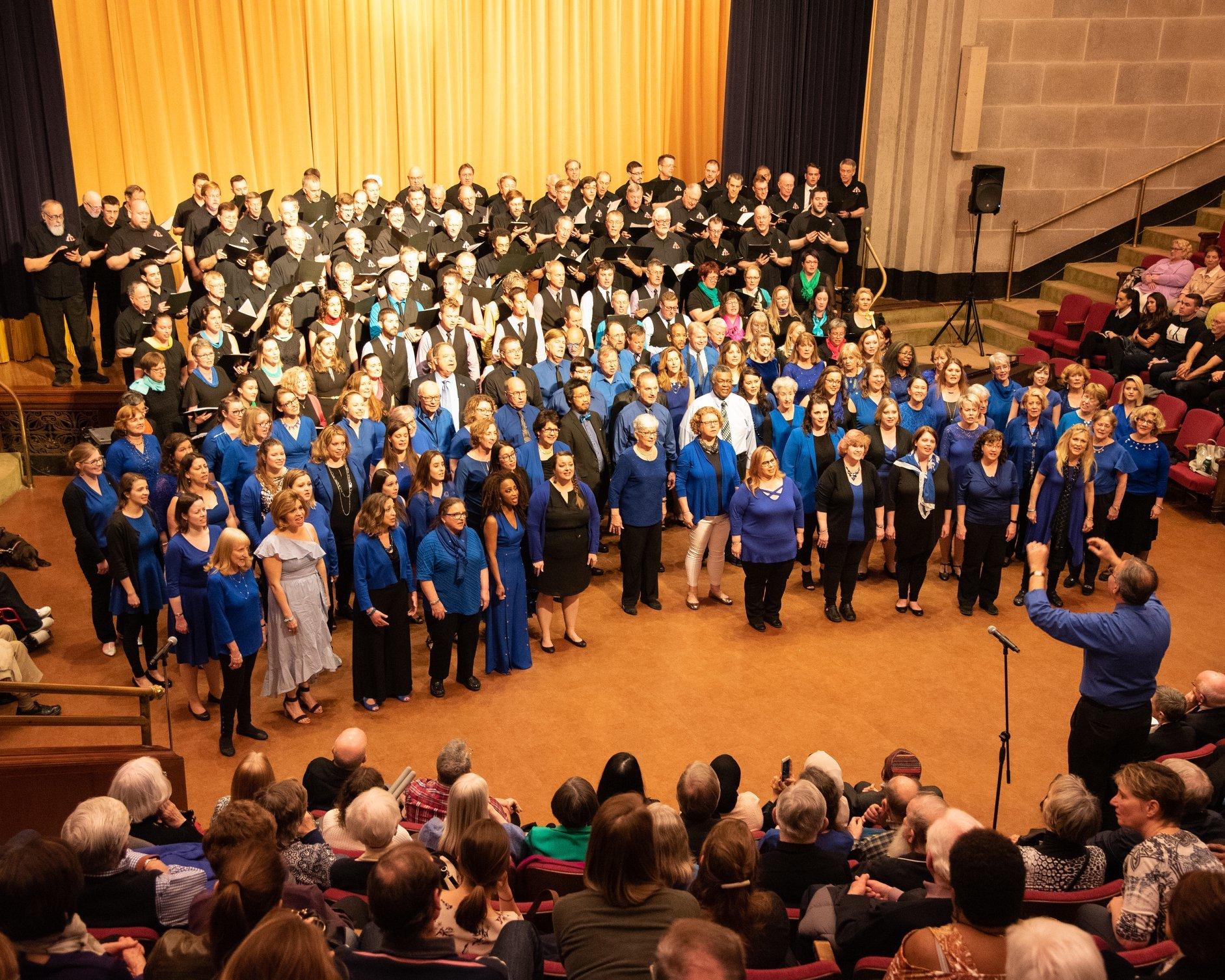 Ah Christchurch Combined Choruses 2
