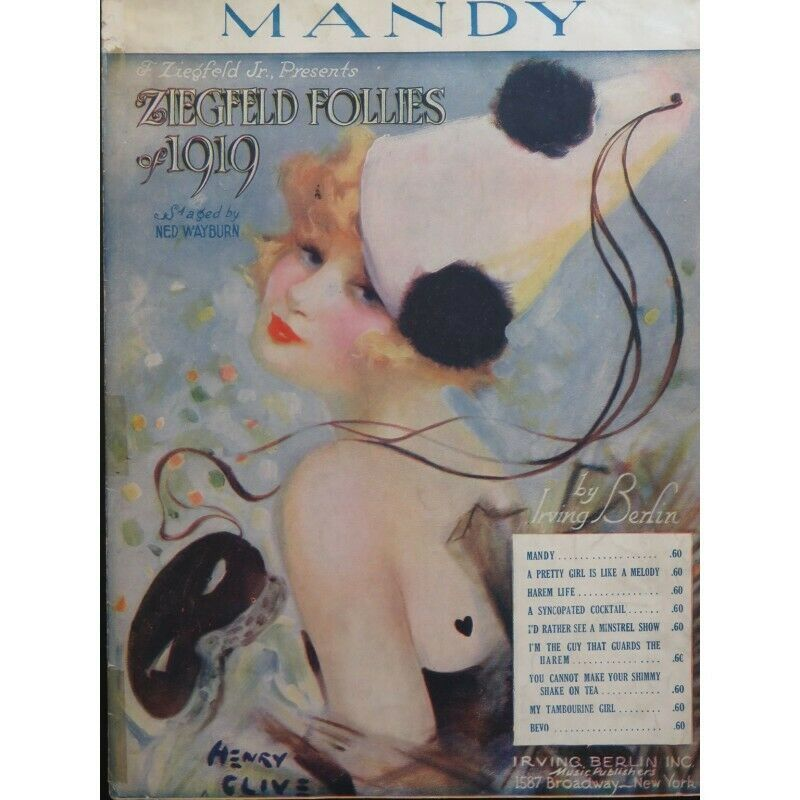 Mandy irving berlin