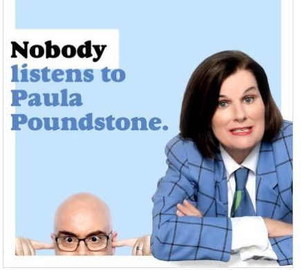 Poundstone Podcast