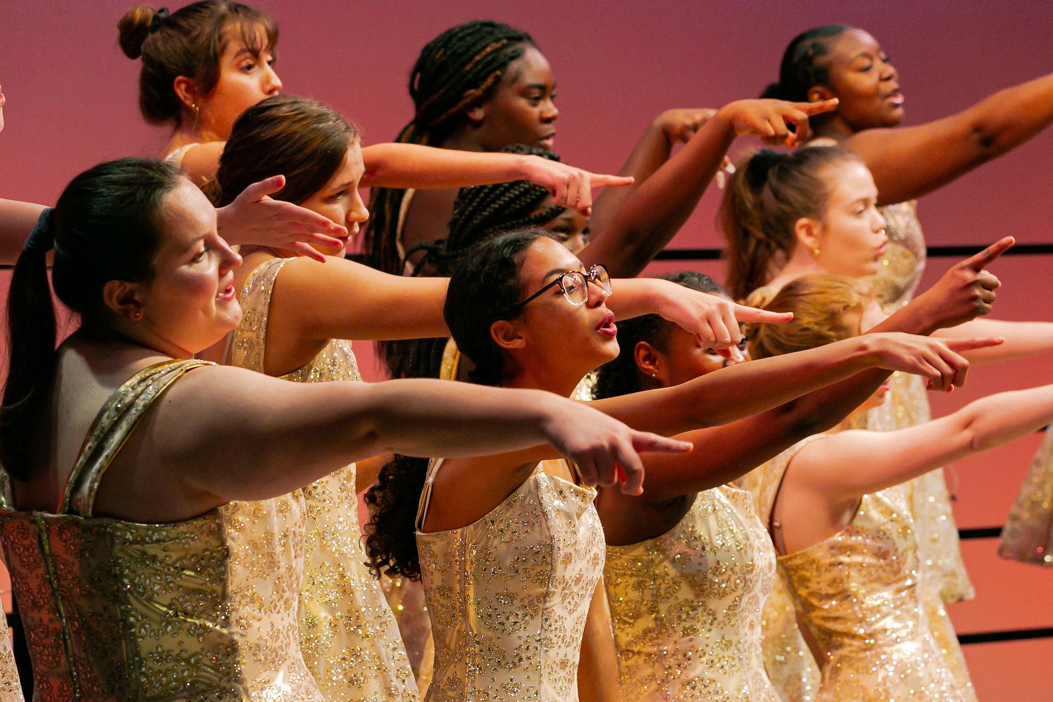 NGB Junior Women's Chorus
