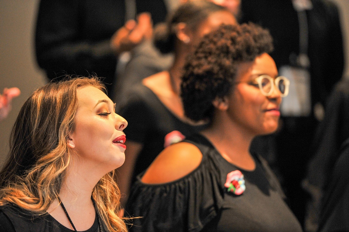 Chorus Women Mixed