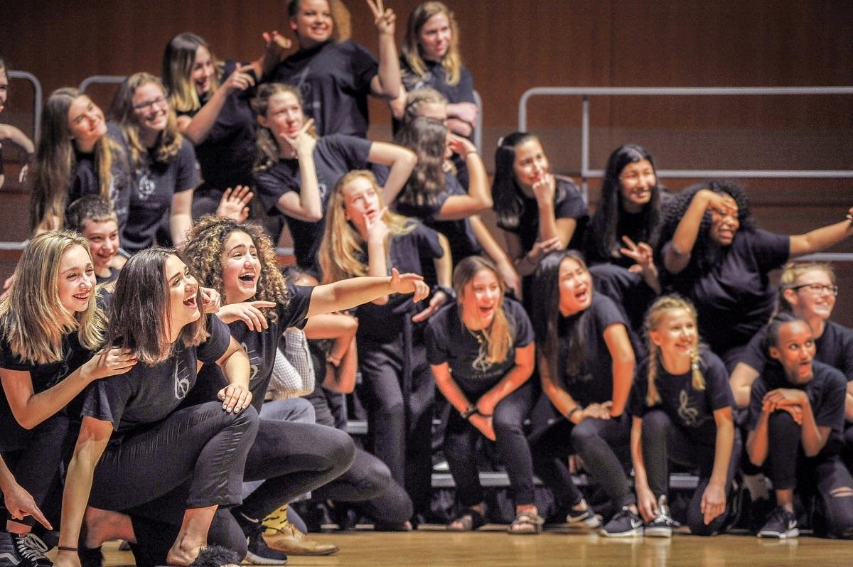 Youth Chorus  - Young Women