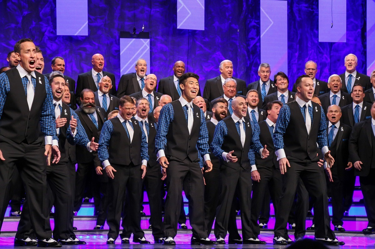 Chorus Vocal Majority