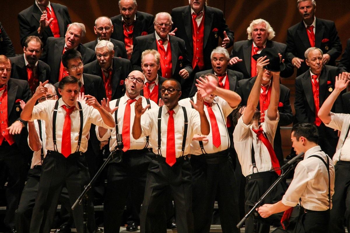 Midwinter Saturday Night Show Chorus