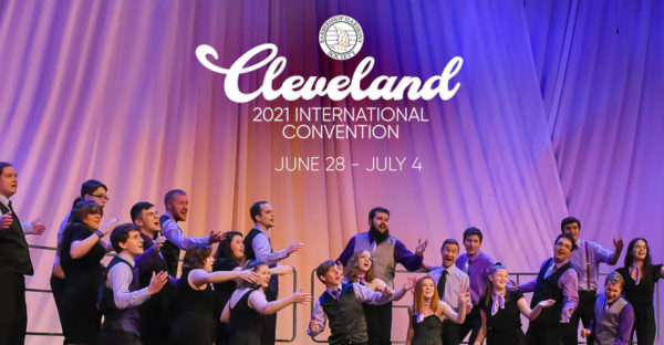 Chorus - Mixed Cleveland dates