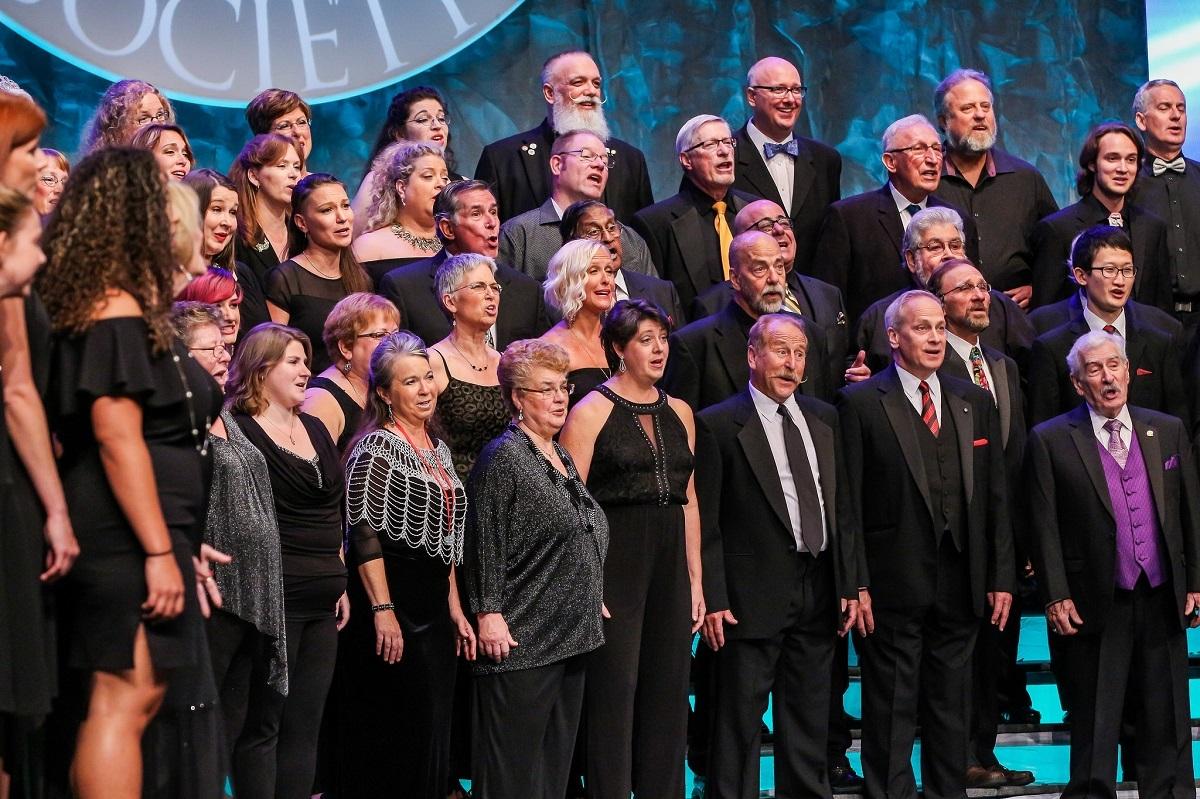 Mixed Everyone In Harmony Chorus 3