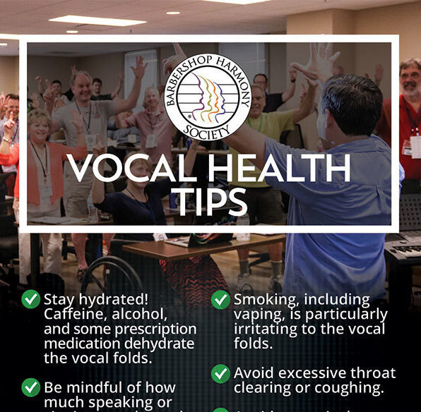 Vocalhealth Handout Front