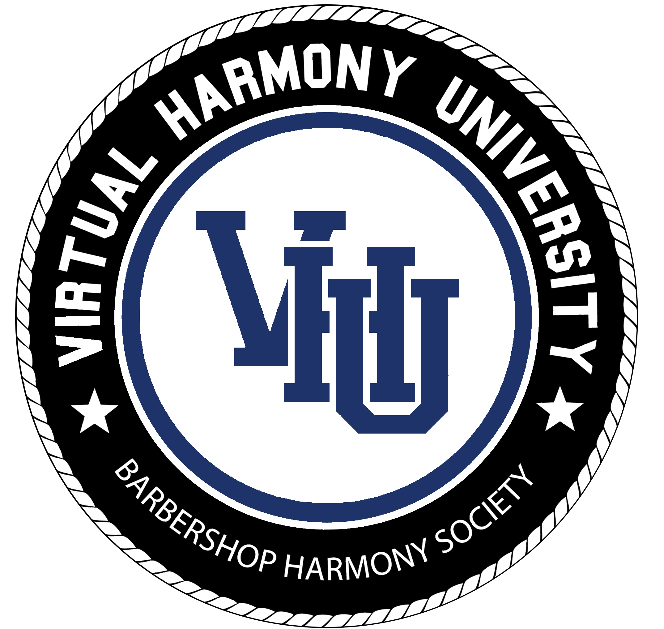 Virtual Harmony University logo