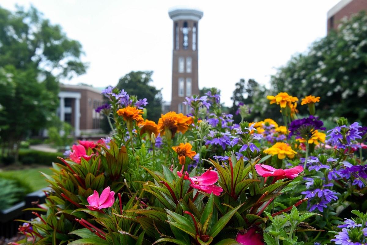 Belmont University Bell Tower