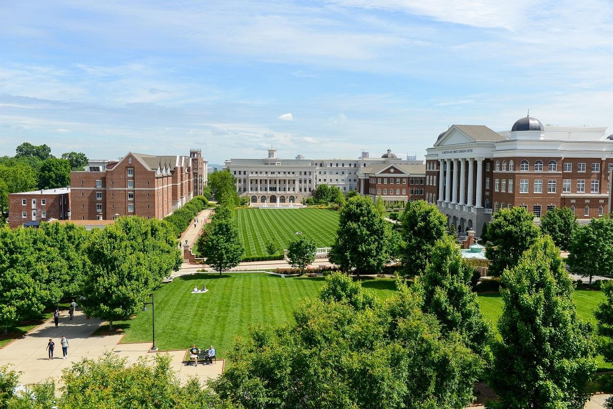 Belmont University Lawn