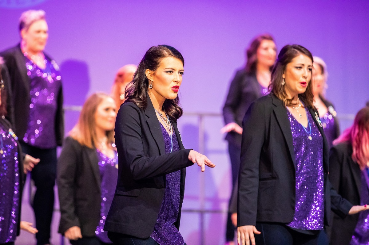HU Womens Chorus Show