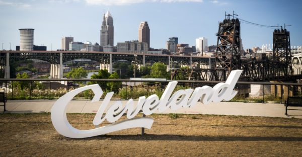 Cleveland Letters by Tremont Normal Edit 1