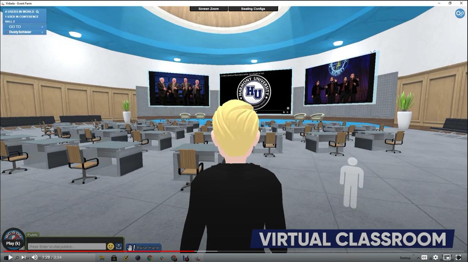 VMW Virtual Classroom