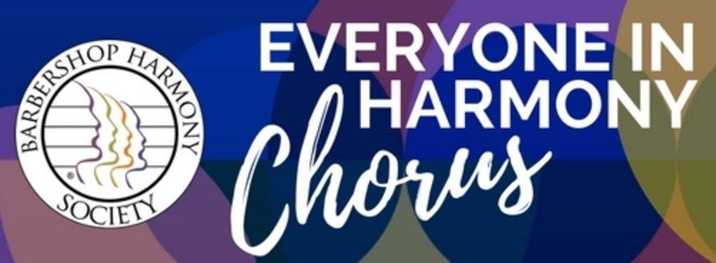 EVENTS - Everyone in Harmony Chorus