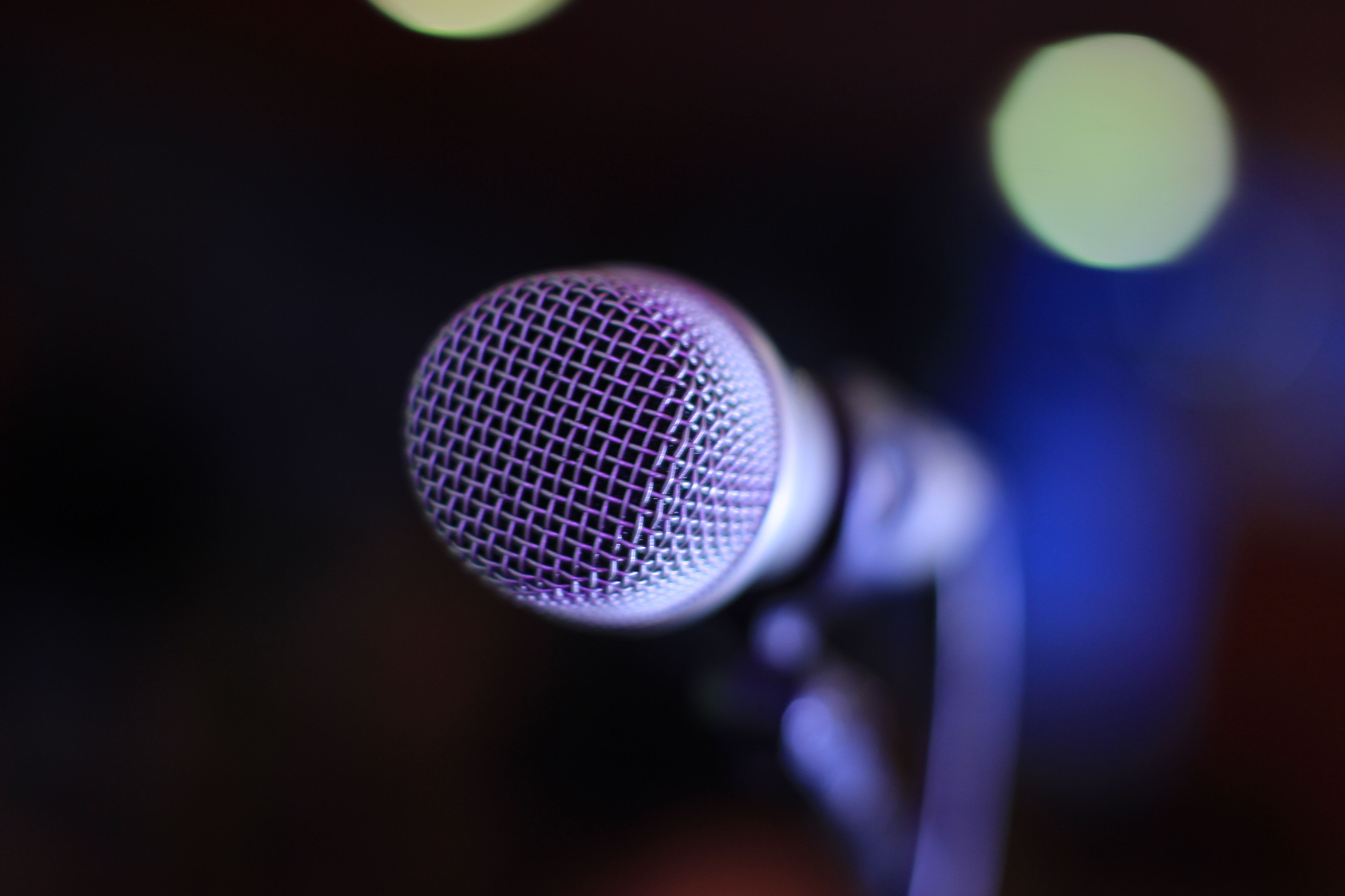 GENERAL - stage mic