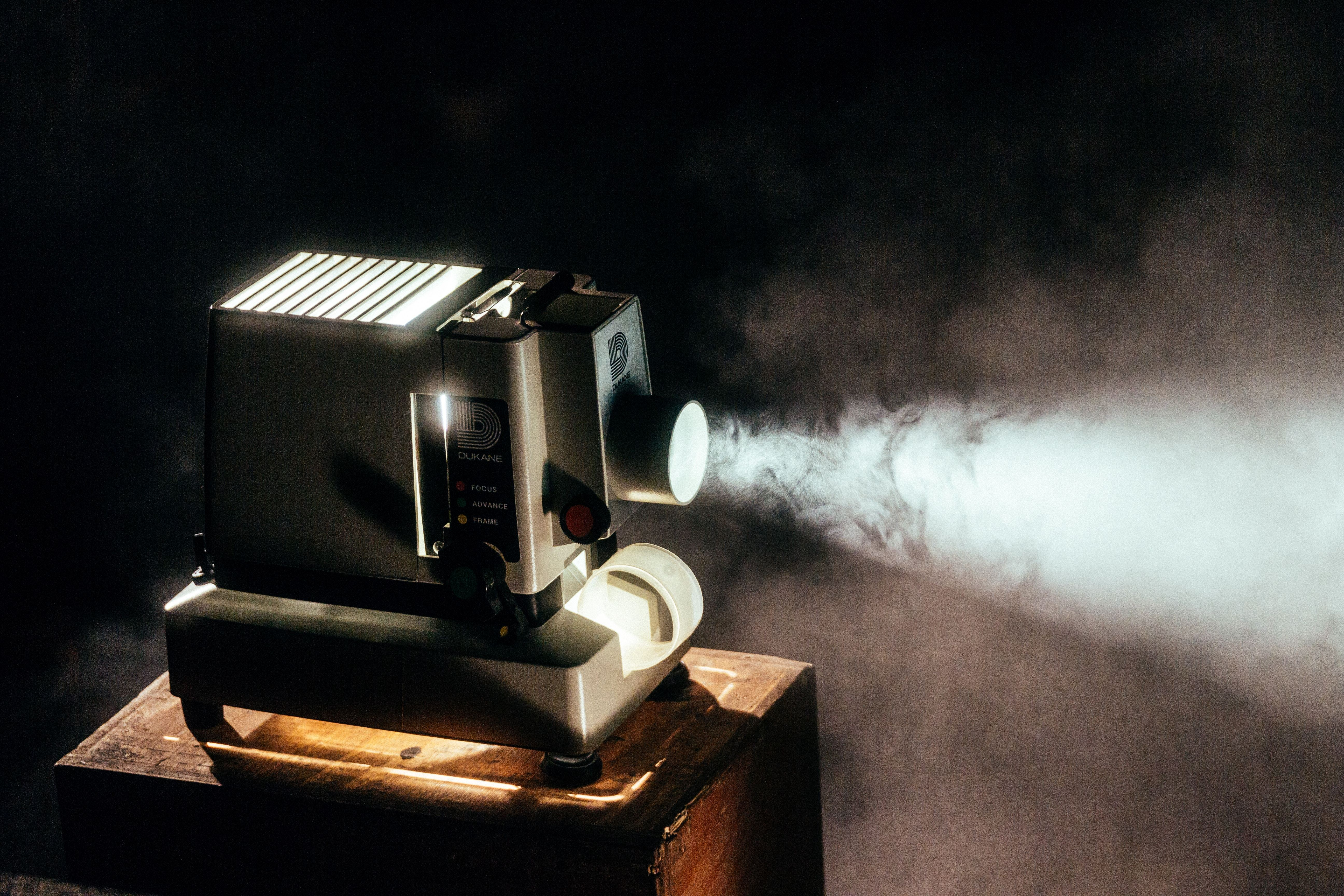 Old Time Projector