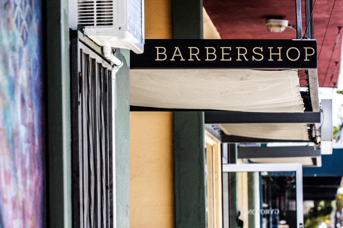 General Barbershop Sign