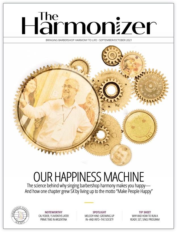 The Harmonizer, September/October 2021