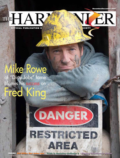 MAG -Mike Rowe Hzr
