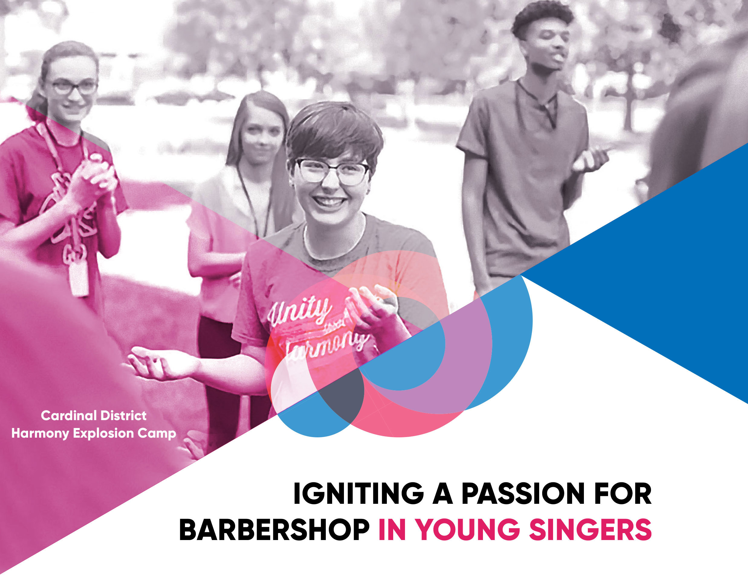 Banner youngsingers