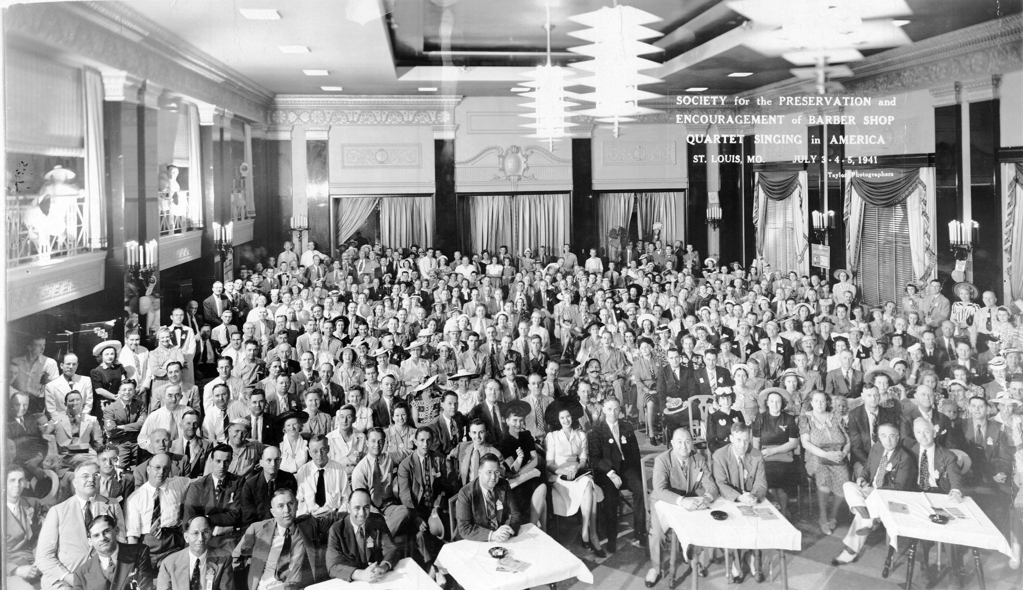 HISTORY - FirstConvention1941