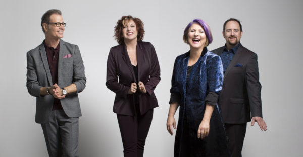 The Manhattan Transfer Official Portrait By John Abbott 1200