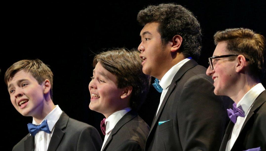 EVENTS - Junior Quartet Contest