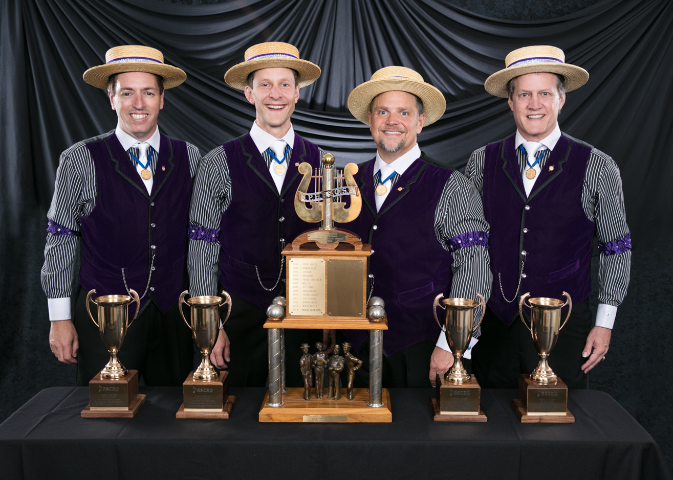 QUARTET - Main Street Trophy