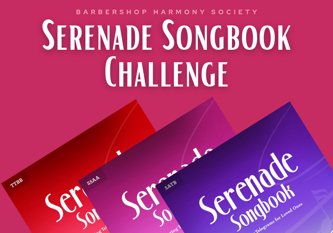Serenade Songbook Challenge Covers