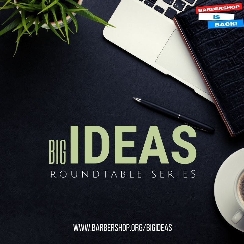 Big ideas roundtable still